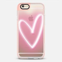 Neon Heart - New Standard Phone Case  | phone cases | phone cases for girls | phone cases for guys | iPhone 6 | iPhone 7