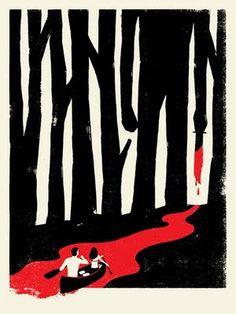 halloween - saul bass inspired poster                                                                                                                                                                                 More