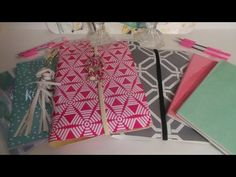 PT.2 DOLLAR TREE DIY PLACEMAT MIDORI'S.TRAVELERS NOTEBOOKS.XMAS GIFTS
