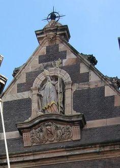 St. Nicolaasbeeld (St. Nicolaaskerk aan het IJ)