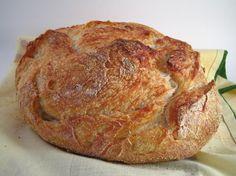 No Knead Bread!