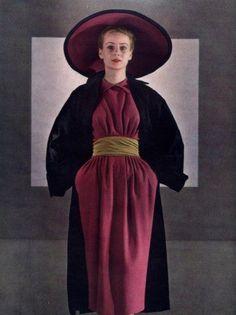 1947-48 - Christian Dior ensemble