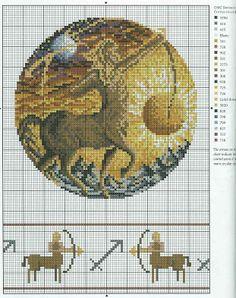 Sagittarius Chart, 13 av 13