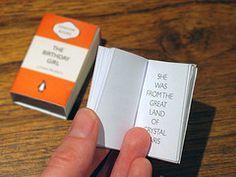 DIY - Matchbox Penguin Book 02 (Craig Kirk)