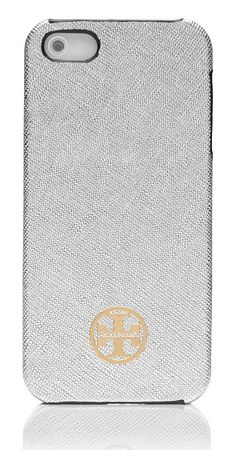 Tory Burch iPhone 5 case  http://rstyle.me/n/t3yeepdpe