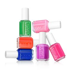 essie neons 2013 collection