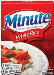 FREE Minute Rice Product Coupon!