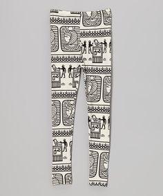 Egyptian Leggings by LA Sandra