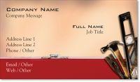 handyman tools Standard Business Cards