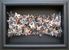 カラフルな蝶の大群、華やかさに思わず息をのむ | roomie(ルーミー)