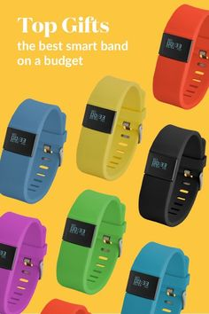 Top Gifts: The Best Smart Band for People on a Budget