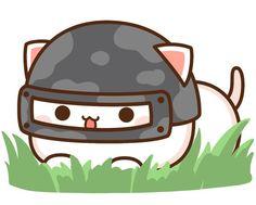Cute Cartoon Pictures, Cute Images, Sticky Man, Chibi Cat, Cute Couple Drawings, Dibujos Cute, Cute Doodles, Aesthetic Stickers, Cat Art