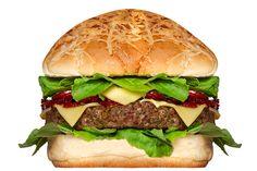 MEDEME! PICANHA: Pão especial, hambúrguer de picanha (200g), queijo mozzarella, tomates secos e folhas de rúcula.