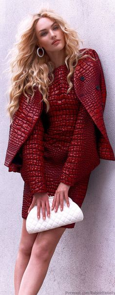 Candice Swanepoel   Vogue Mexico, Sept 2013