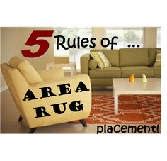 What Size Rug Fits Best in Your Living Room? - Area rug placement ...
