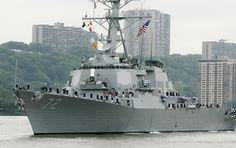 Les forces navales américaines, britanniques et françaises envisagent de mener des manœuvres conjointes au large des côtes iraniennes, la semaine prochaine.