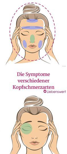 Woran man welchen Kopfschmerz erkennt