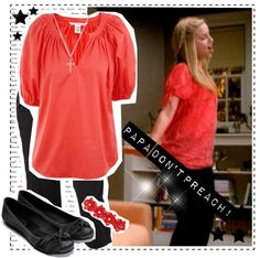 """""""Dress Like Glee: Quinn #4"""" by broadway-fairy ❤ liked on Polyvore"""