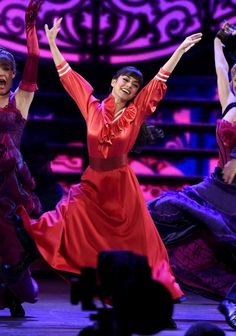 Pin for Later: All the Best Pictures From the Star-Studded Tony Awards Vanessa Hudgens
