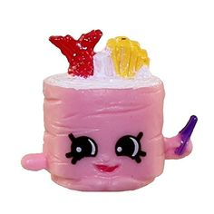 Shopkins Season 3 Pink Suzie Sushi 3-094 (Common) >>> Continue to the product at the image link.