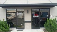 Commercial Property for Sale in Sanford FL with 1 office space and warehouse - 4220 Church St #1056