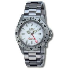 Invicta Men's 9402 II Collection G.M.T Watch (Watch)  http://xmarketer.com/view.php?p=B000UQ7SEU  B000UQ7SEU