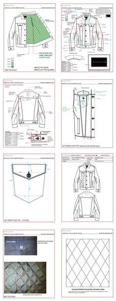 Jacket construction