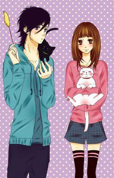 Yamato and Mei ♥