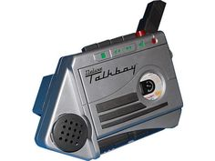 OMG I so had this! I don't remember what happened to the thing, but I still do have the tape that came with it with stuff recorded on it! I remember one of my friends parents bought it for me for Christmas from K*Mart in the Rapids.