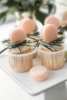pastel garden macarons, – Famous Last Words Just Desserts, Dessert Recipes, Wedding Desserts, Wedding Cakes, Let Them Eat Cake, Dessert Table, Cupcake Cakes, Mini Cakes, Cake Decorating