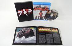Akira Blu-ray Anime Review