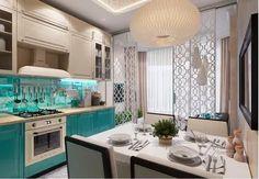 бежевая кухня с яркими акцентами фото: 15 тыс изображений найдено в Яндекс.Картинках