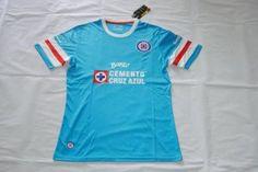 Cruz Azul Jersey 2016-17 Season Blue Home Soccer Shirt [F263]
