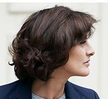 Ines de la Fressange hair