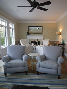 Cool recliner covers in Living Room Traditional with Multiple Seating Areas next to Manchester Tan Paint alongside Lazyboy Recliner Furniture Arrangement and Manchester Tan