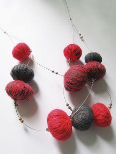 collare de lana