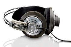Akg K 142 Hd High Definition Headphones Akg Headphones, Wireless Headphones For Tv, Best Noise Cancelling Headphones, Running Headphones, Over Ear Headphones, Audio System, High Definition, Headset
