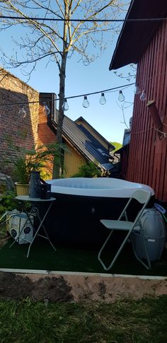Outside pool at Old Rauma Outside Pool, The Outsiders, Spa, Outdoor Decor, Home Decor, Decoration Home, Room Decor, Home Interior Design, Home Decoration