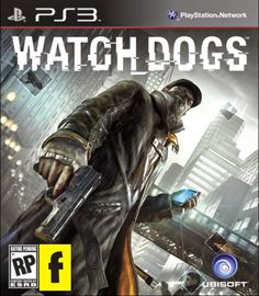 Watch Dogs PS3-DUPLEX | CFW 3.55 - 4.55 | ISO Games Download