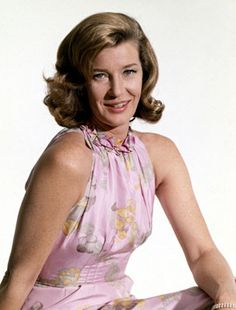 Lois Maxwell, Canadian born actress, made 14 James Bond movies as Miss Moneypenney (That Hagen Girl)  1927-2007