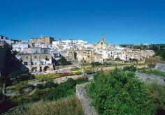 zona di Manduria, in Puglia