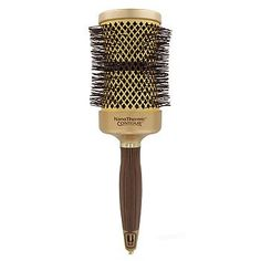 Olivia Garden NanoThermic Contour Brush (62) -- More info could be found at the image url.