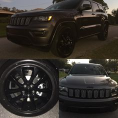 My 2017 Jeep Grand Cherokee altitude 4 package