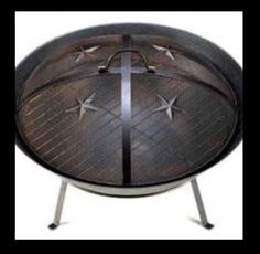 Fire pit out door. New in box