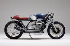 OVERBOLD MOTOR CO. — @Cafe Racer by CAFE RACER ...