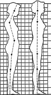 Fit's Tip: It really helps to just keep lengthening your spine up and out of your pelvis. One image that helps a lot of slouchers stand tall...