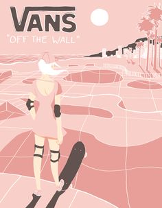 We're in love with these rad little gifs that illustration student, @hannahdrawrof created for her junior mini-thesis!