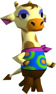 animal crossing tracie - Google Search