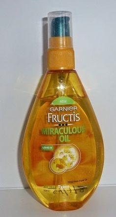 Works perfect! http://www.danniibeauty.blogspot.com.au/2015/01/garnier-fructis-miraculous-oil-review.html