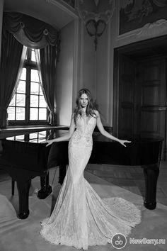 Свадебные платья Berta осень 2015